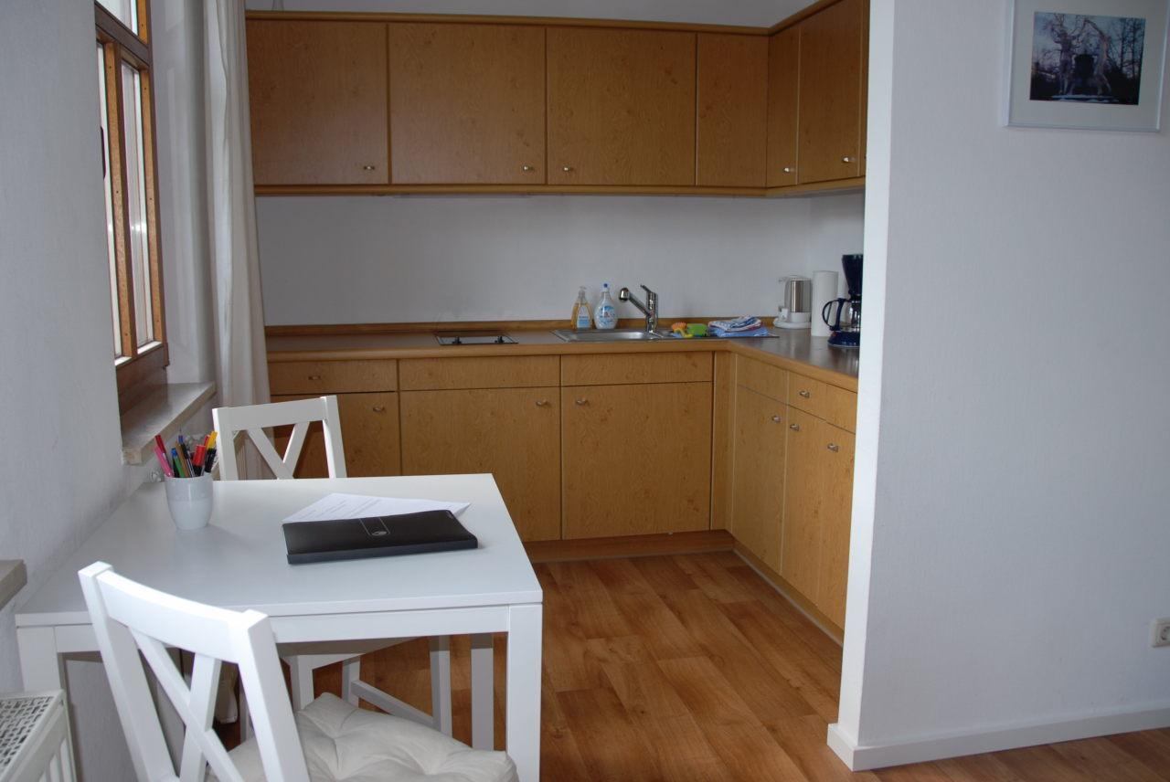 Kleine Wohnung-Vogtquartier